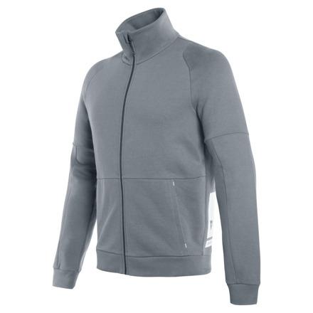 Full-zip Sweatshirt - Grijs