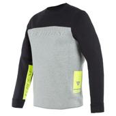 Sweatshirt - Zwart-Grijs-Geel