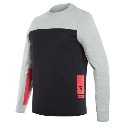 Sweatshirt - Grijs-Zwart