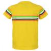 Dainese The Doctor 46 Kid T-shirt, Geel (Afbeelding 2 van 2)
