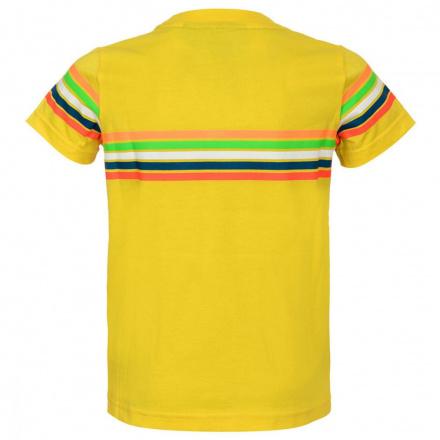 Dainese The Doctor 46 Kid T-shirt, Geel (2 van 2)