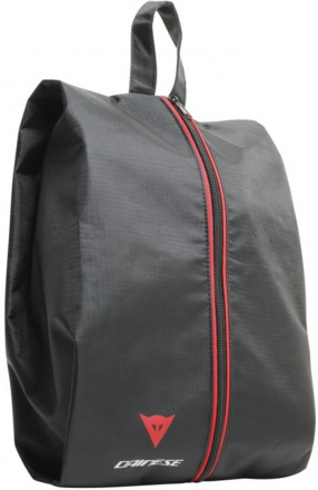 Explorer Shoes Bag - Zwart
