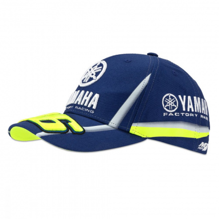 Yamaha Vr46 Pet - Blauw
