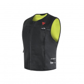 Smart Airbag vest - Fluor-Zwart