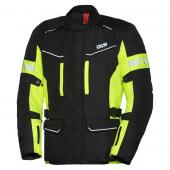 Tour Jacket Evan ST - Zwart-Fluor
