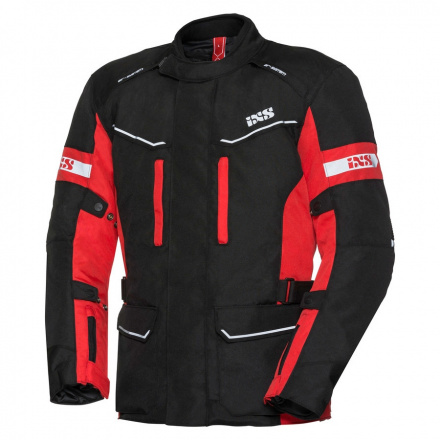Tour Evan ST Motorjas - Zwart-Rood