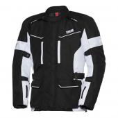 Tour Jacket Evan ST - Zwart-Wit