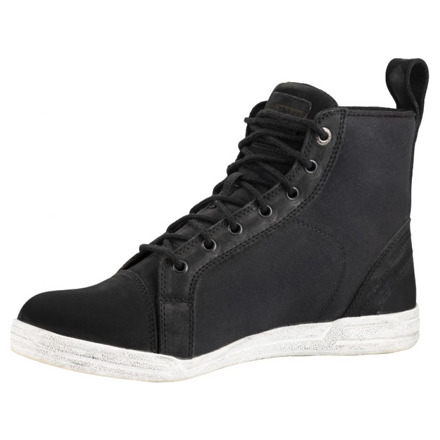 IXS Classic Sneaker Nubuk-cotton 2.0, Zwart (2 van 2)