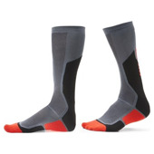 Sock Charger - Zwart-Rood
