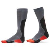 Sock Charger - Zwart-Rood
