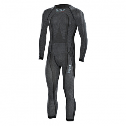 Underwear Suit - Zwart-Carbon