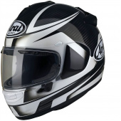 Chaser-X Tough Yellow Helm - Zwart-Zilver