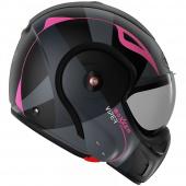 Boxxer R09 Viper - Zwart-Roze