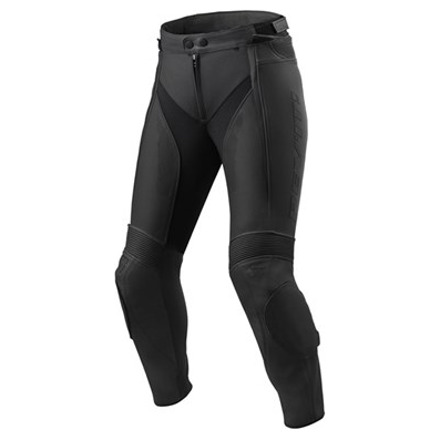 Trousers Xena 3 Ladies - Zwart