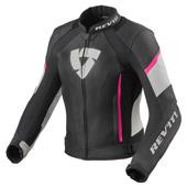 Jacket Xena 3 Ladies - Zwart-Roze