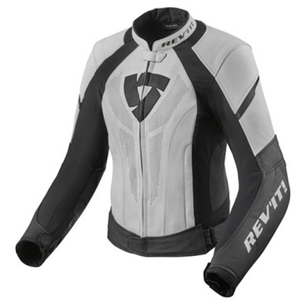 REV'IT! Jacket Xena 3 Ladies, Wit-Zwart (1 van 2)