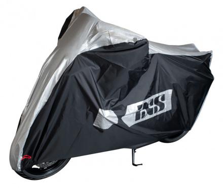 IXS Ixs Tarpaulin hoes Outdoor, Zwart-Zilver (1 van 1)