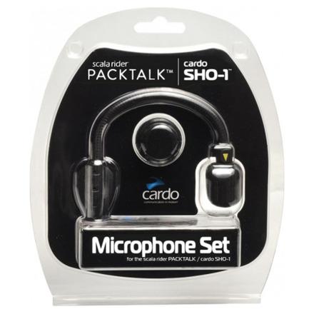 HJC Cardo Systems Microfoon (set) Hybrid + Corded SHO-1/Packtalk/Smartpack/SmartH/Fr, N.v.t. (1 van 1)