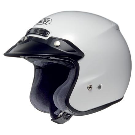 Shoei RJ Platinum-R, Wit (1 van 1)
