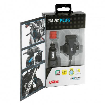 Opti-line Optiline Usb-fix Plug, N.v.t. (2 van 3)