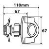 Opti-line Optiline Opti-handle, N.v.t. (2 van 3)