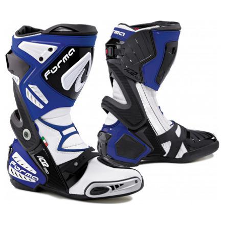 Ice Pro - Blauw-Zwart-Wit