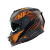 X.T1 Exos - Zwart-Oranje