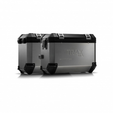 Trax Evo Honda VFR800X Crosstourer '15- 45/45 Ltr - Zilver