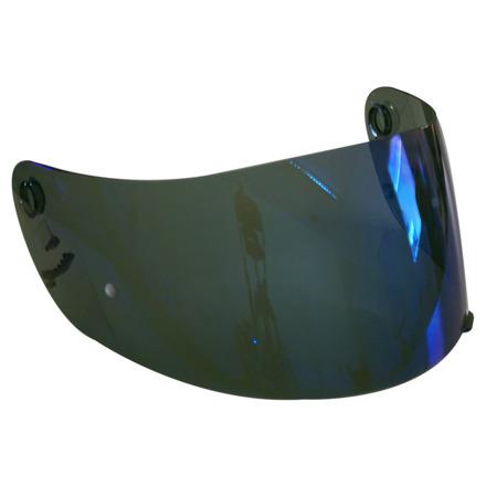 Shoei Vizier  CJ-1 (J-Wing, J-Force, J-Gear), Irridium Blauw, anti-kras (1 van 1)