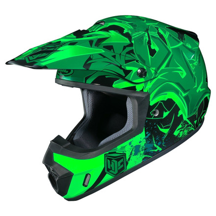 CS-MX II Graffed - Groen