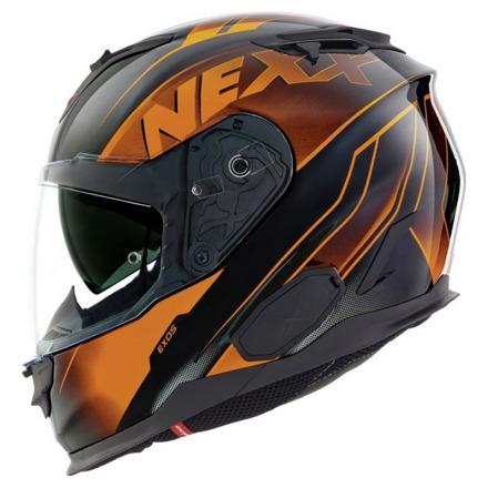 Nexx X.T1 Exos, Zwart-Rood (1 van 1)
