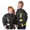 GC Bikewear Kids motorjas, Zwart-Fluor (Afbeelding 3 van 3)