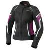 Ixs Jacket Andorra Black-purple-white