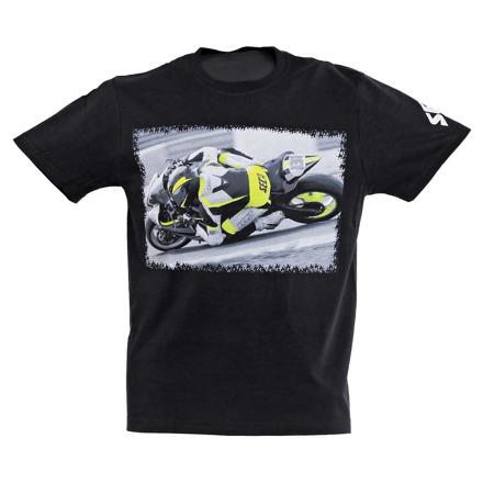 T-shirt Cabala - Zwart