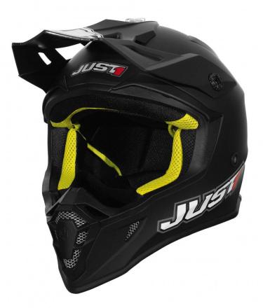 Just1 JUST1 J38 Solid, Mat Zwart (4 van 6)