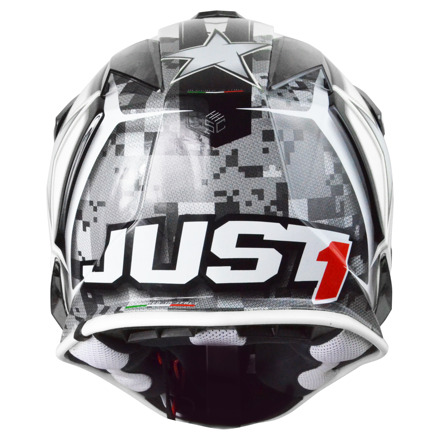 Just1 JUST1 J32 Pro Moto X Kids, Zwart-Wit (4 van 4)