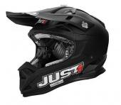 JUST1 J32 Pro Solid - Mat Zwart