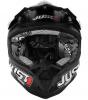 Just1 JUST1 J32 Pro Solid, Mat Zwart (Afbeelding 5 van 5)