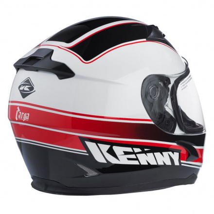 Kenny Targa Junior, Wit-Rood (2 van 3)