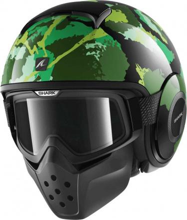 Drak Kurtz - Army Green