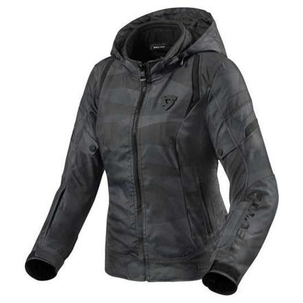 REV'IT! Jacket Flare 2 Ladies, Zwart-Grijs (1 van 2)