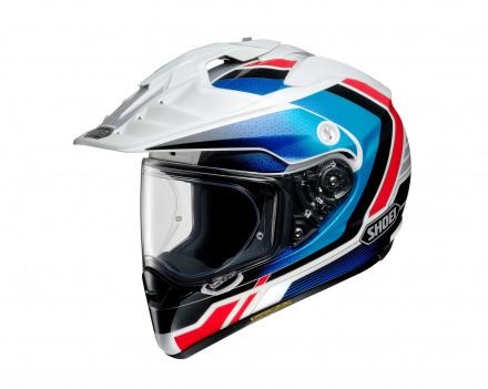 Hornet-ADV Sovereign - Wit-Blauw-Rood