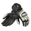 League Motorhandschoenen - Zwart-Wit