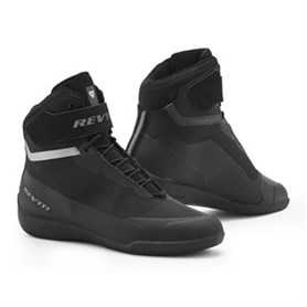 Mission Motorschoenen - Zwart