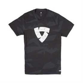 REV'IT! T-Shirt Chester, Zwart-Grijs (1 van 2)