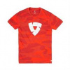 T-Shirt Chester - Rood