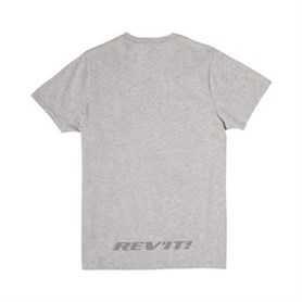 REV'IT! T-Shirt Manor, Grijs-Rood (2 van 2)