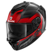 Spartan Gt Carbon Shestter - Rood-Zwart-Antraciet