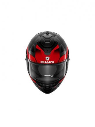 Shark Spartan GT Carbon Shestter, Rood-Zwart-Antraciet (3 van 3)