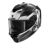 Spartan GT Carbon Shestter - Zwart-Wit-Antraciet